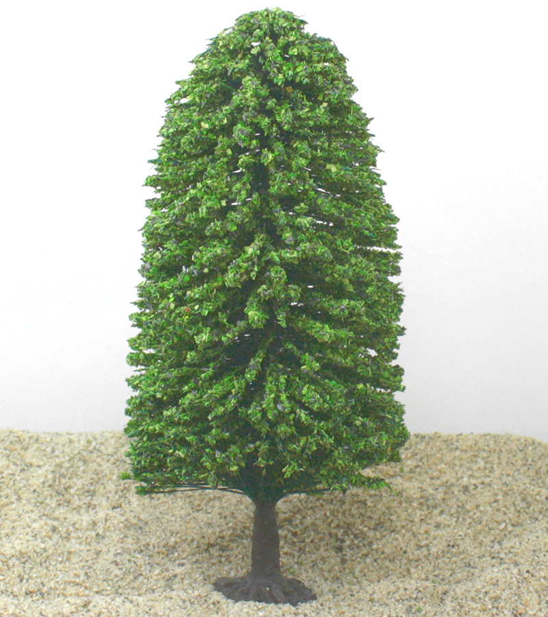 "Leafy Forest Tree - 5"" Tall -  - German Imports - IV3-2468"